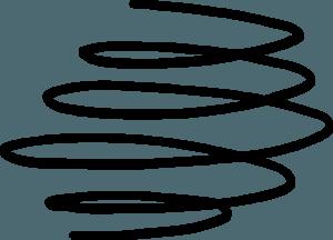 Spirale des Lebens mit zyklischem Zeitverständnis