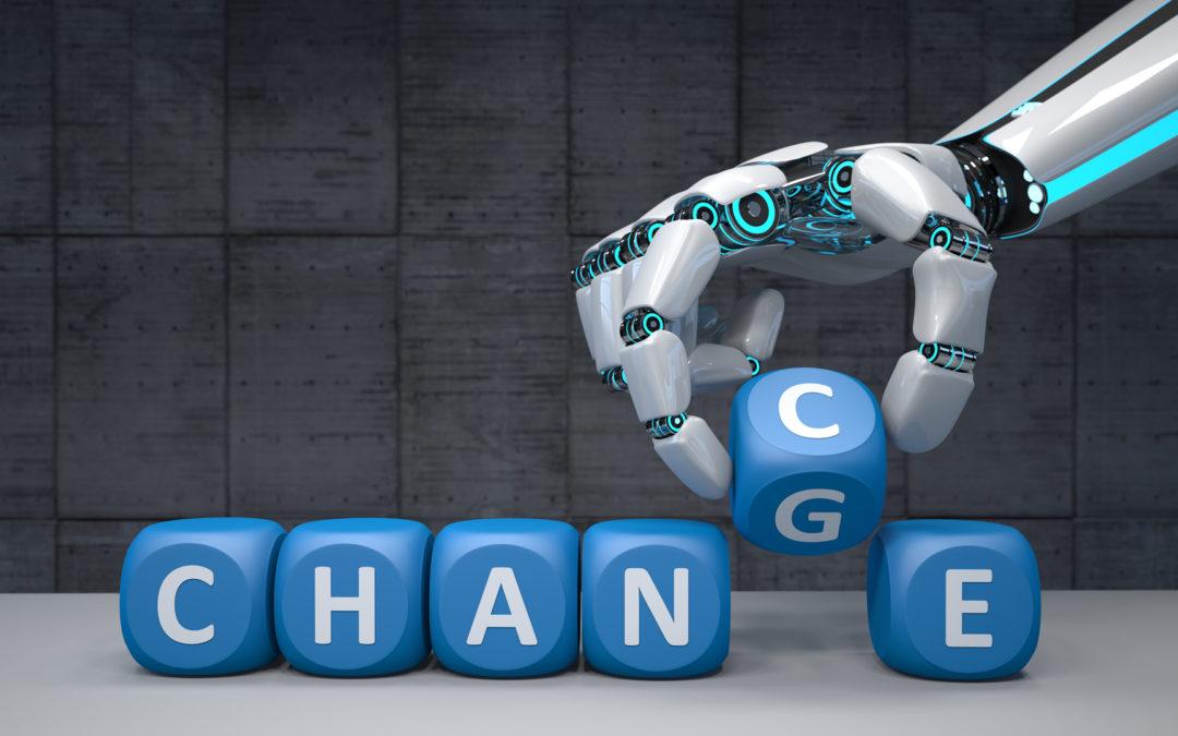 Keine Angst vor Veränderung in der digitalen Transformation