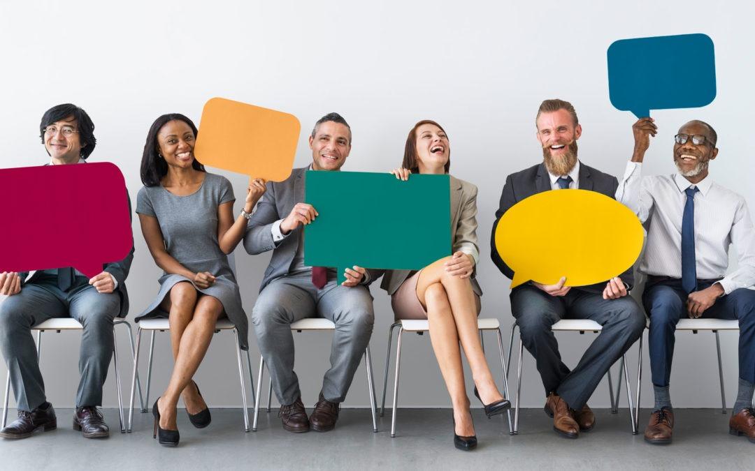 Feedback auf Augenhöhe – essenziell für zukunftsorientierte Führung