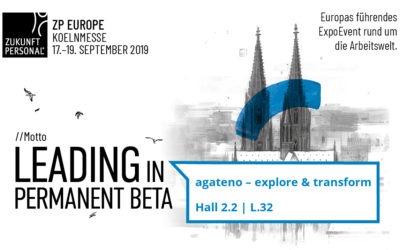 Messe ZUKUNFT PERSONAL EUROPE 2019 Köln